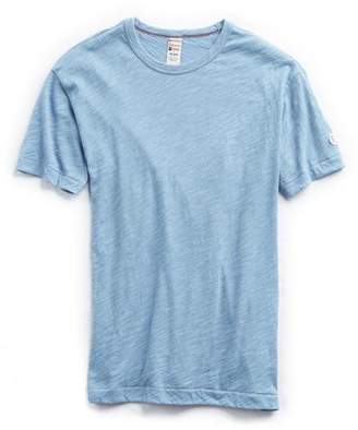 Todd Snyder + Champion Champion Classic T-Shirt in Dusty Blue