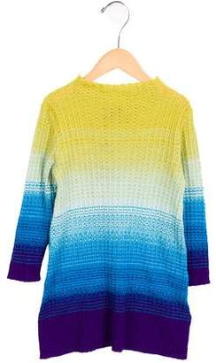 Missoni Kids Girls' Ombré Wool Dress w/ Tags