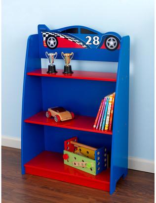 Kid Kraft Racecar Bookcase