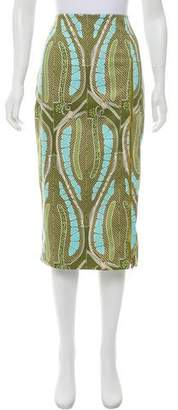 Sophie Theallet 2017 Printed Skirt w/ Tags