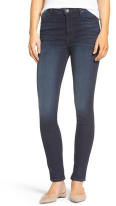 Women's Kut From The Kloth Mia High Waist Skinny Jeans $89.50 thestylecure.com