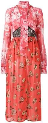 ATTICO 'beatriz' print dress