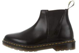 Dr. Martens Round-Toe Chelsea Boots
