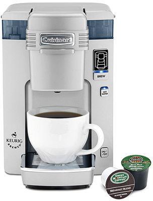 Cuisinart CLEARANCE SS300 Single Serve Brewer, Coffee Maker