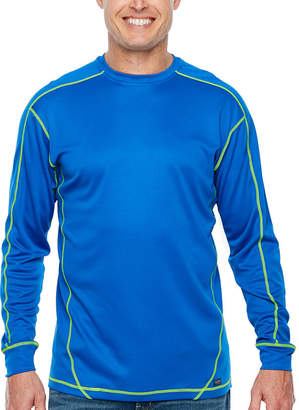 Smith Workwear Smith's Workwear Long-Sleeve Performance Tee with Contrast Stitching
