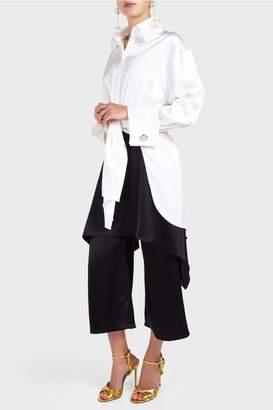 Osman Julee Over Skirt Pants