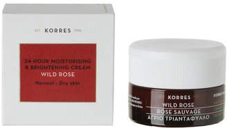 Korres Wild Rose Moisturising and Brightening Cream