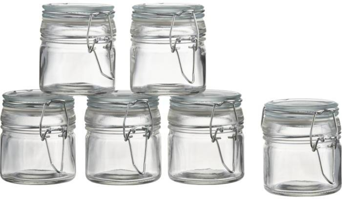 Mini Spice Jar with Clamp Set
