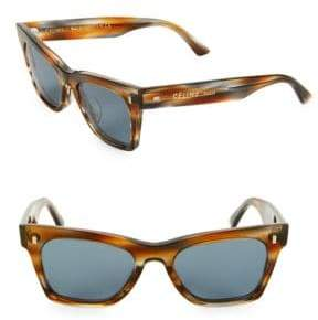 Celine Winter CL40052U 51MM Cateye Sunglasses