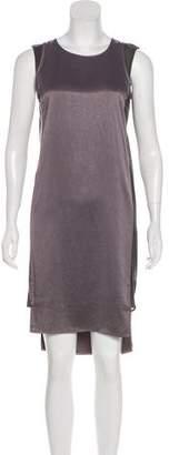 J Brand Sleeveless Knee-Length Dress