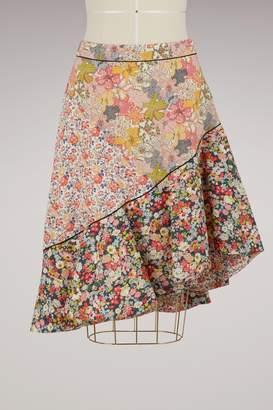 Paul & Joe H Gipsy skirt