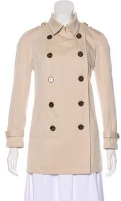 Gryphon Long Sleeve Short Coat