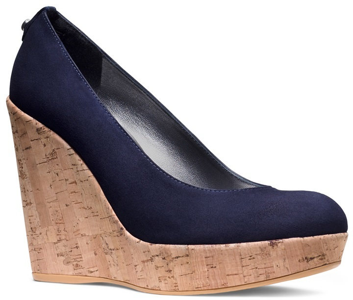 Stuart Weitzman The Corkswoon Wedge
