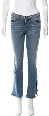 Christopher Kane x J Brand Pasadena Mid-Rise Jeans w/ Tags