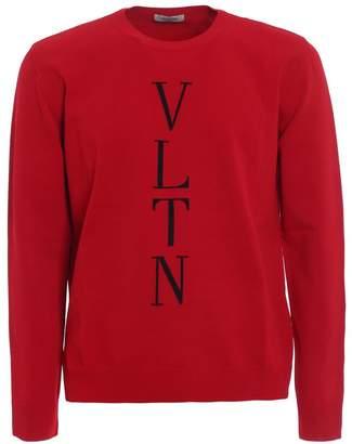 Valentino Logo Jumper