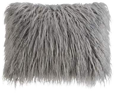 VCNY Home Little Wanderer Faux Fur Throw Pillow
