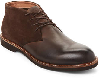 Original Penguin Brown Lex Leather Chukka Boots