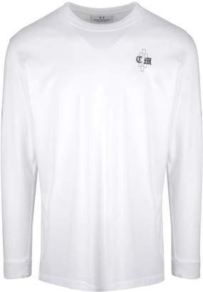 Marcelo Burlon County of Milan Printed Sweatshirt
