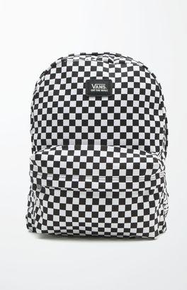 Vans Old Skool II Checkered Backpack