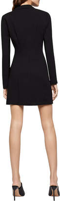BCBGeneration Button-Front Blazer Sheath Dress