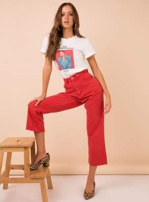 MinkPink Ignite Micro Boot Jeans
