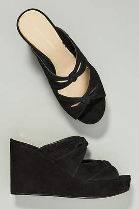 Etienne Aigner Desire Wedge Sandals