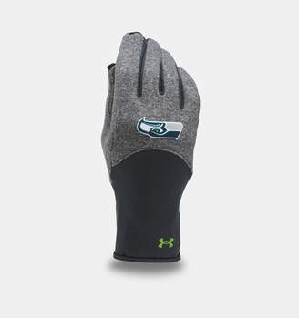 Under Armour Women's NFL Combine Authentic UA ColdGear Infrared Fleece Gloves