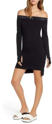Ivy Park R) Bardot Body-Con Dress