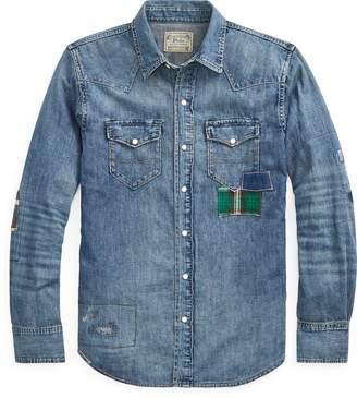 Ralph Lauren Classic Fit Western Shirt