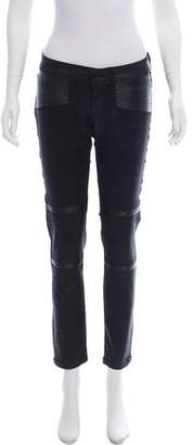 DL1961 Low-Rise Skinny Pants