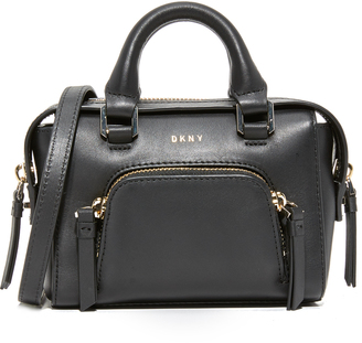 DKNY Greenwich Mini Satchel $248 thestylecure.com