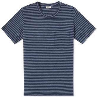 Schiesser Fred Stripe Pocket Tee