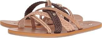 Roxy Women's Olena Strap Sandals Slide