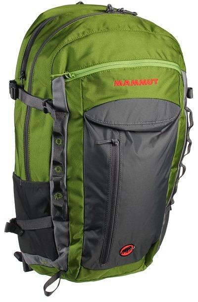 Mammut Xeron Shake 30 (Leek/Smoke) - Bags and Luggage