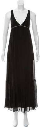 Paul & Joe Silk Maxi Dress