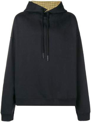 Raf Simons oversized hoodie