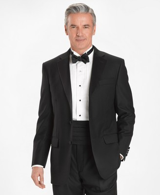 Brooks Brothers Madison Fit Golden Fleece Three-Button Notch Tuxedo