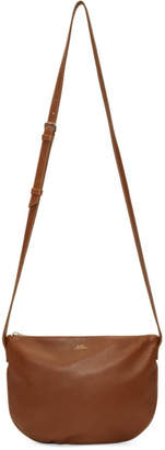 A.P.C. Brown Maelys Bag