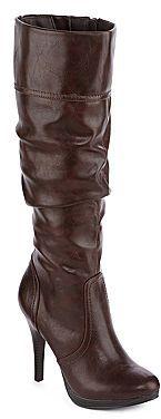 JCPenney Worthington® Casper Tall Slouch Boots