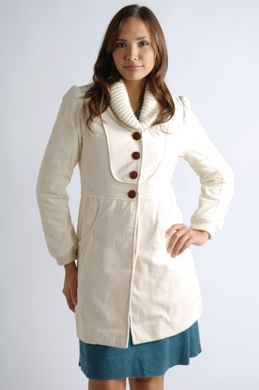 Trovata Estate Coat