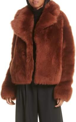 A.L.C. Dean Genuine Shearling Coat