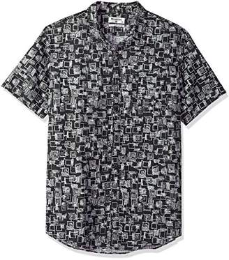 Billabong Men's Sundays Mini Short Sleeve Shirt