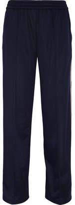 MSGM Jersey Track Pants - Navy