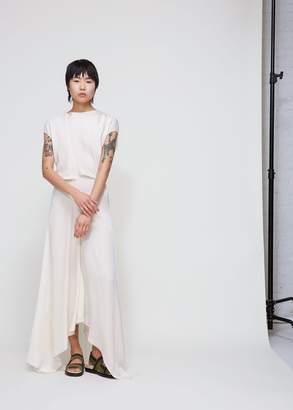 Marni Short Sleeve Maxi Dress