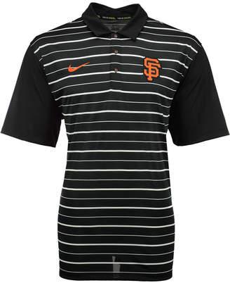 Nike Men's San Francisco Giants Dri-fit Polo