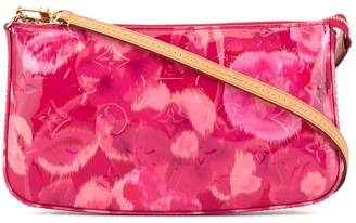 Louis Vuitton Pre-Owned Vernis Ikat flower handbag