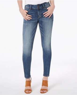 Vanilla Star Juniors' Low-Rise Skinny Jeans