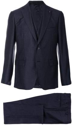 Gabriele Pasini embroidered three piece suit