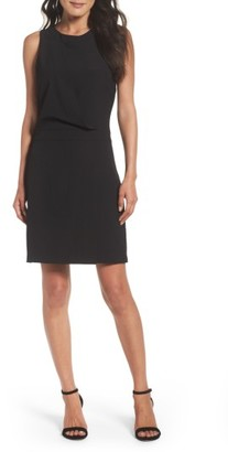 Women's Julia Jordan Stretch Sheath Dress $138 thestylecure.com