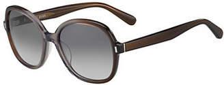 Bobbi Brown The Collin-S 56mm Oval Sunglasses